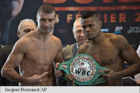 Bute, gata de marea bătălie cu Alvarez: Cei doi au trecut proba cântarului - FOTO