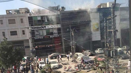 Pakistan. Explozia care a ucis şapte oameni a fost provocată de o scurgere de gaze