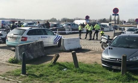ATENTAT în Anvers, Belgia: A vrut să intre cu mașina în mulțime / FOTO