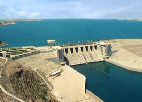 Barajul Tabqa, cel mai mare din Siria, în pragul unei catastrofe