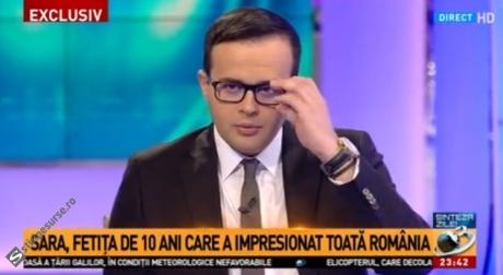 Mihai Gâdea a început să plângă: Ce s-a întâmplat la Antena 3 / VIDEO