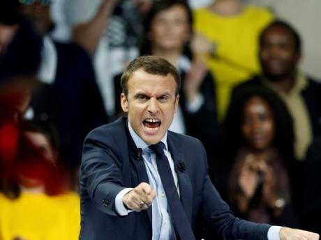 Cine este, de fapt, Emmanuel Macron, câștigătorul primului tur al prezidențialelor din Franța