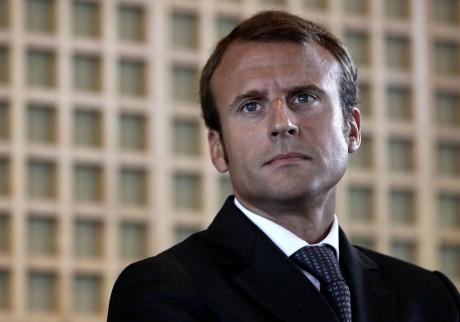 Prima reacție a lui Emmanuel Macron: 'S-a deschis o nouă pagină'