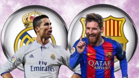 Barcelona a învins-o pe Real Madrid, pe Santiago Bernabeu: Messi a marcat la ultima fază / VIDEO