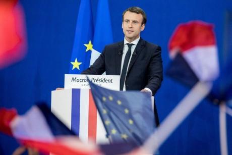 Emmanuel Macron, în război cu presa rusă după ce a fost acuzat că este homosexual