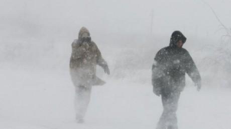 Meteorologii anunță o schimbare RADICALĂ a vremii: Ce se va întâmpla cu viscolul spre seară, în București