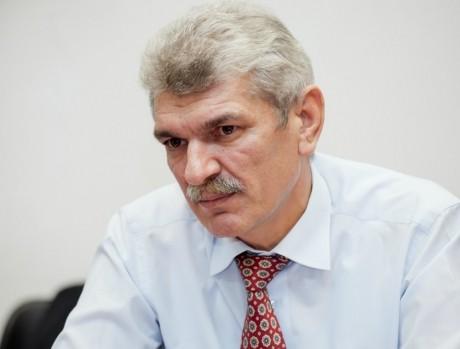 ALERTĂ - Șeful STS, Marcel Opriș, a fost TRECUT în REZERVĂ de Klaus Iohannis