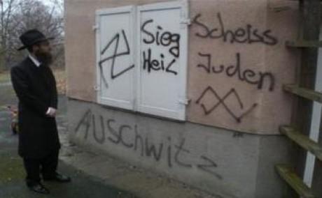 Germania și Franța se simt 'îngrijorate' de noul val de antisemitism; situația, comparată cu cea de la începutul anilor 1930