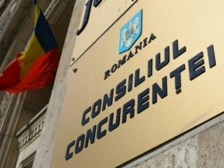 Consiliul Concurenţei a amendat șase companii cu aproape două milioane de euro pentru că s-au înţeles să elimine o firmă de la o licitație