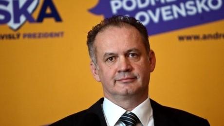 Fostul preşedinte slovac Andrej Kiska îşi face partid