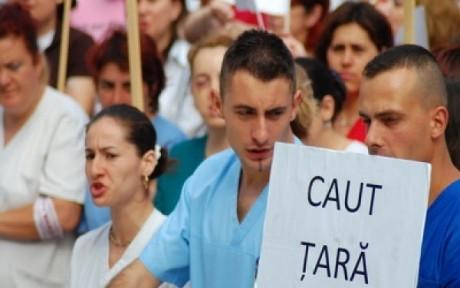 ULTIMA ORĂ - Negocieri EŞUATE la Guvern: Medicii nu renunţă la proteste