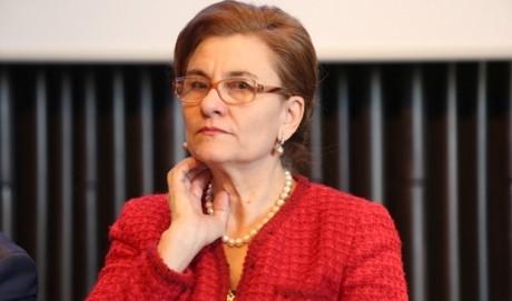 Maria Grapini intervine în scandalul Iohannis-Laufer: 'Te rog, nu da curs conflictului declanșat! Sunt momente când cel mai înțelept cedează!'