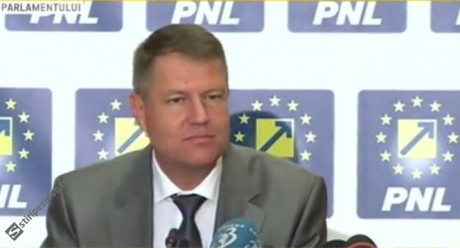President Iohannis to PNL: Taking up the values of liberalism has become a necessity