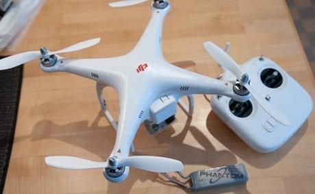 Dronele devin o problemă pentru traficul aerian - Număr record de perturbări ale zborurilor în 2018