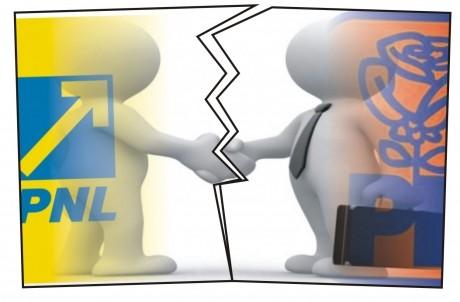 SCANDAL în PNL între omul pe care liberalii îl vor ministru de Externe și un lider venit din PDL: 'Golăneala ta de habarnist' vs. 'Om fără caracter, rușinică'