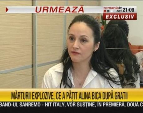 ULTIMĂ ORĂ Magistrații au decis să AMÂNE judecarea dosarului Alinei Bica