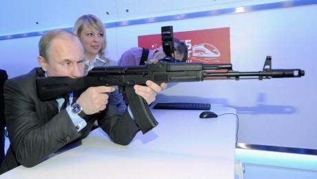 Rusia vine tare din spate. A SURCLASAT Marea Britanie și se luptă direct cu SUA în privința producerii de armament