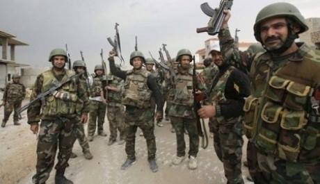Armata siriană a recucerit două puncte cheie pe harta conflictului sângeros cu jihadiştii