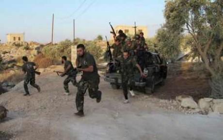 Răsturnare de situaţie în Siria: Abandonaţi de CIA, rebelii semnează un acord cu Rusia
