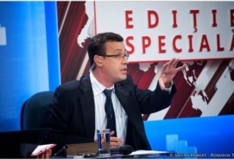 Jurnalistul Victor Ciutacu are Covid-19: Dacă nu crăp, ne vom revedea la televizor