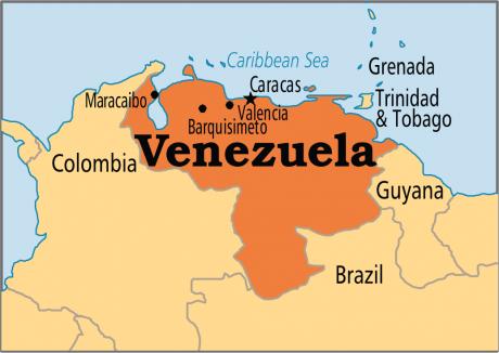 VIDEO Cutremur cu magnitudinea 7,3 în Venezuela. Autoritățile sunt în ALERTĂ