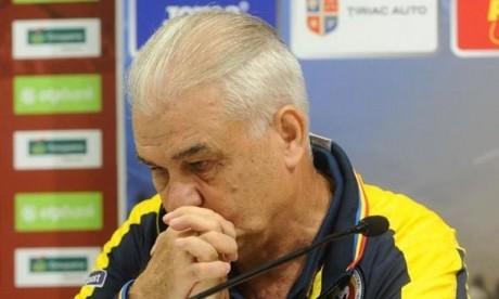 Anghel Iordănescu: 'Regret faptul că Gheorghe Hagi nu a fost numit selecționerul naționalei de fotbal a României'