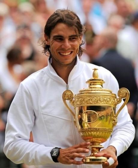 Rafael Nadal a fost salvat de ploaie, la Roma: L-a învins pe Alexander Zverev în finală, în 3 seturi, și a revenit pe primul loc ATP