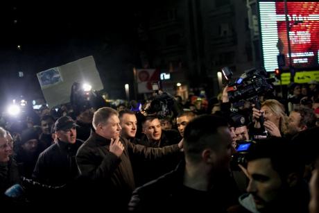 Opinie: Decizia lui Iohannis va creşte tensiunea Pieţei