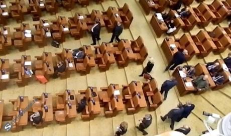 Parlament: Plen reunit pentru validarea conducerilor ASF şi AGERPRES şi a 7 membri CNA