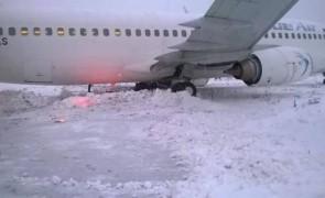 avion deraiat cluj