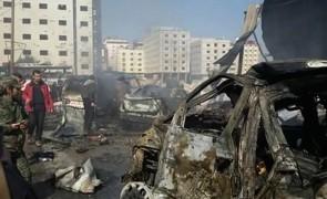 atentat siria damasc