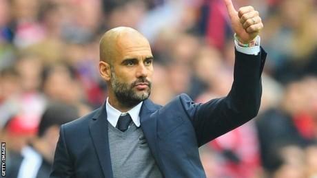 Manchester City nu îl lasă pe Pep Guardiola să plece