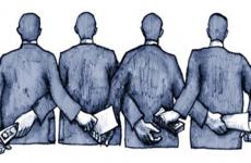 corruption coruptie
