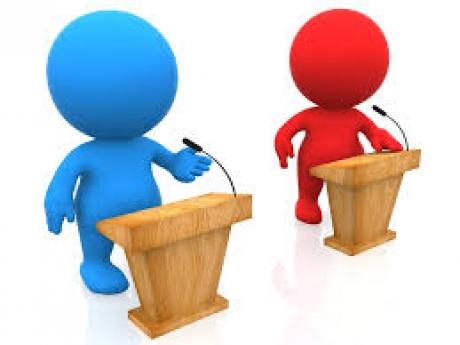 Se organizează prima dezbatere între candidații la prezidențiale: s-a aruncat mănușa