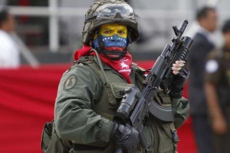 Venezuela denunţă 'linşajul politic şi financiar' întreprins de SUA la adresa sa