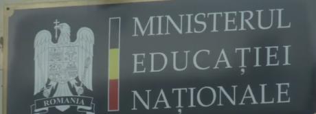 MEN organizează selecţia cadrelor didactice care vor evalua proiectele de manuale şcolare pentru ciclurile de învăţământ primar şi gimnazial