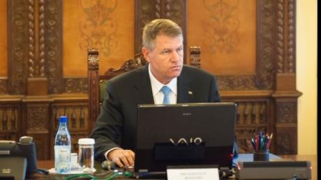 Ședință CSAT la Palatul Cotroceni - Klaus Iohannis, față în față cu Dăncilă după scandalul pe tema remanierii