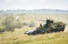 tanc armata romana