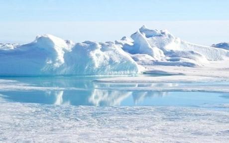 Polul Nord se topeşte: Anul 2018, al doilea cel mai călduros an înregistrat vreodată