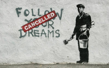 Casa Artcurial din Paris a scos la vânzare patru opere ale lui Banksy
