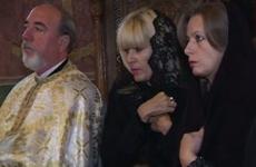 Elena Udrea biserica