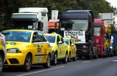 protest transportatori rca Inquam Photos
