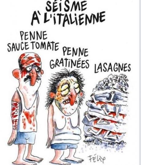 Mesaj pe coperta publicaţiei Charlie Hebdo, după atentatele din Spania: Islamul, religie a păcii... veşnice