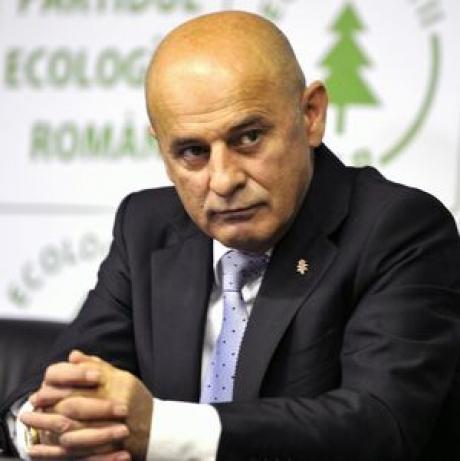 Dănuț Pop, preşedintele Partidului Ecologist: Retrasă sau remaniată, Gavrilescu să dispară de la Mediu