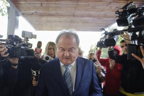 VIDEO Vasile Blaga vorbește despre revenirea lui Crin Antonescu în politică, după ședința care a zguduit PNL