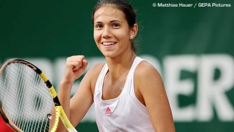 Perechea Raluca Olaru-Darija Jurak se califică la dublu la Miami Open, după o victorie cu Desirae Krawczyk-Sabrina Santamaria, scor de 3-6, 6-3, 10-3