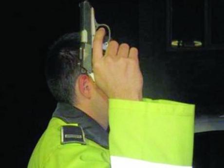 ALERTĂ după un JAF ca în FILME, la Pitești - Polițiștii au tras focuri de armă în toiul nopții