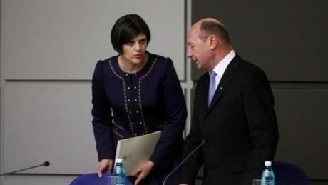 Sebastian Ghiță îl DĂ DE GOL pe Traian Băsescu: Fostul președinte I-A ÎNREGISTRAT pe Laura Codruța Kovesi și Florian Coldea, în biroul de la Cotroceni / VIDEO
