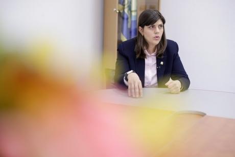 Laura Codruța Kovesi: Abuzul în serviciu este infracțiunea predilectă a oficialilor români/ Ce valoare au sechestrele impuse în 2016