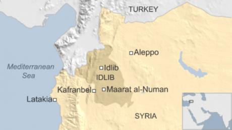 Siria: Jihadiştii au preluat controlul în oraşul Idleb